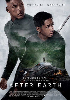 70x100 After Earth