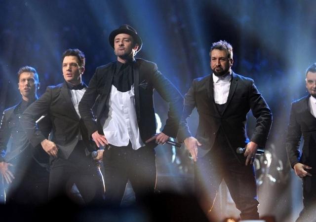 N´SYNC VMAs 2013 Popquerias