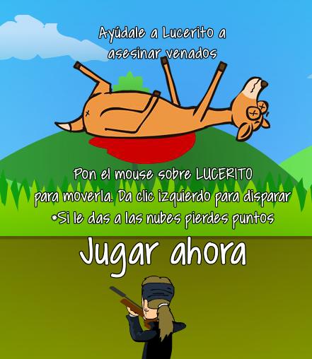Vieojuego de Lucero-Popquerías
